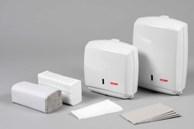 Handtuchpapier und Spendersysteme